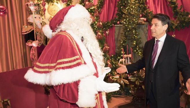 Babbo Natale esiste? Quattro risposte positive