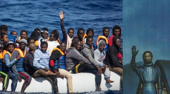 Migranti e marziani
