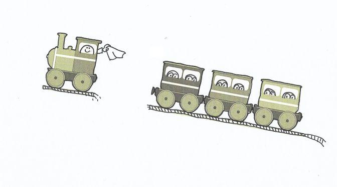 Il modello ferroviario  e lo stato a mezzo servizio