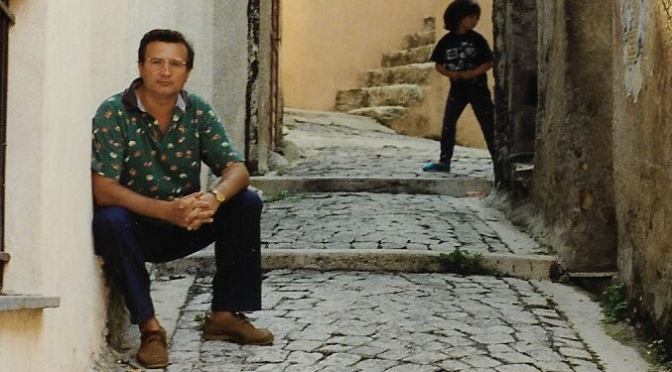 Antonio Pinto, il poeta giullare