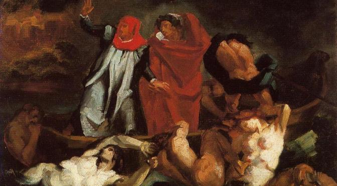 Un Dante di sguincio