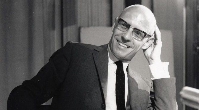 Lo dice Foucault
